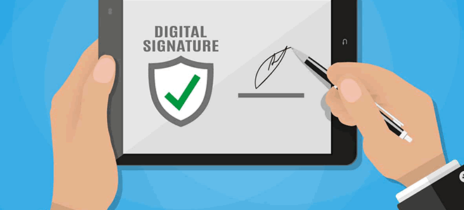 firma digitale leggere online