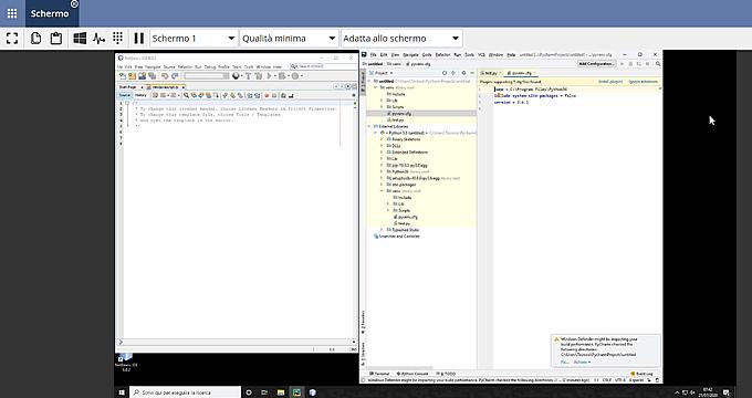 alternativa teamviewer opensource