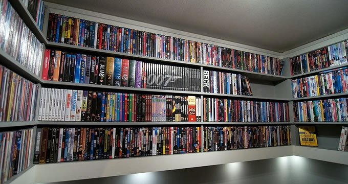 collezione dvd in mp4