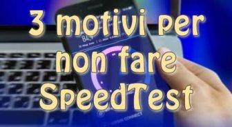 speed test da mobile