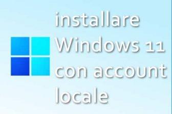 windows 11 senza account